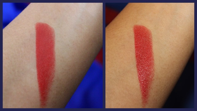 Maybelline Colorsensational Lipstick Swatches