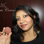 MAC Blush Sweet as Cocoa….