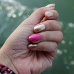 On my Nails: Maybelline ColorShow Nail Polish Bold Gold
