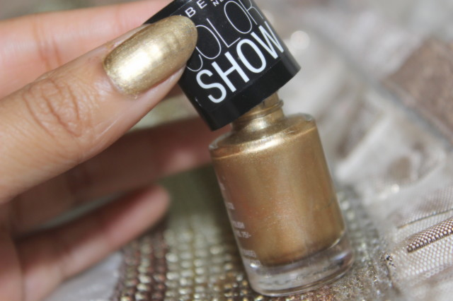 Maybelline Colorshow Nail Polishes