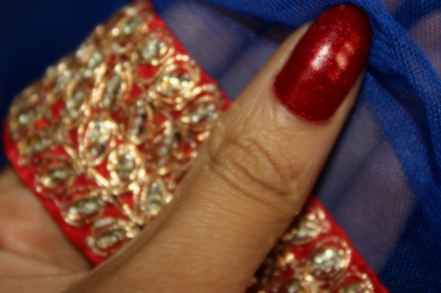Sally Hansen Red Carpet Nail Polish Swatches
