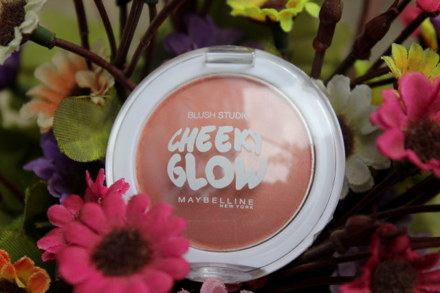 Maybelline Cheeky Glow Creamy Cinnamon Blush