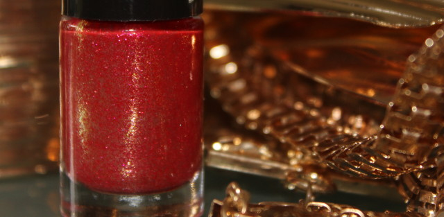 Maybelline Glitter Mania Colorshow Polishes