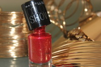 Maybelline Red Carpet Nail Polish Review