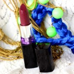 Give Maybelline Colorshow Violet Vibe Lipstick a try when craving for some vampyness!