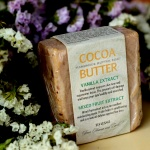 Nyassa Cocoa Butter Handmade Soap is allmost a recipe for a yummylicious cake