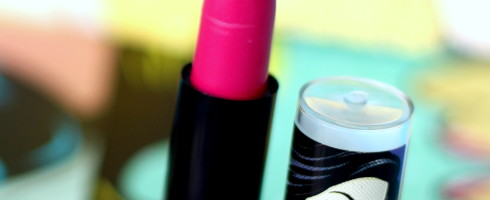 Street Wear Pink Passion Lipstick Review & Swatch