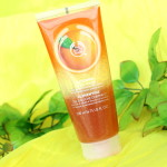 The Body Shop's Satsuma Body Polish ~ When you want a 3 in 1 action!