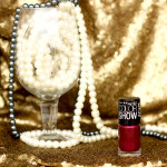 From the Bright Sparks Gang: Maybelline Colorshow Nail Polish Glowing Wine