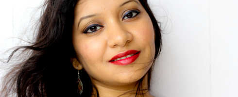 Loreal Infallible Lipstick in Ravishing Red Review Swatch